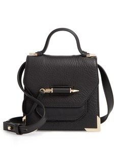 Mackage Mini Rubie Leather Shoulder Bag