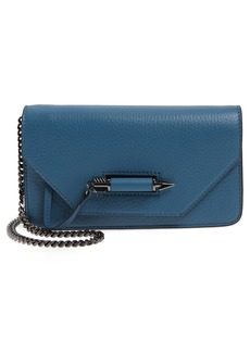 Mackage Mini Zoey Leather Crossbody Bag