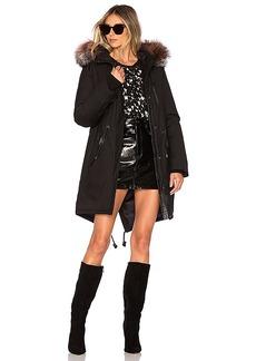 Mackage Rena Jacket With Fur Trim