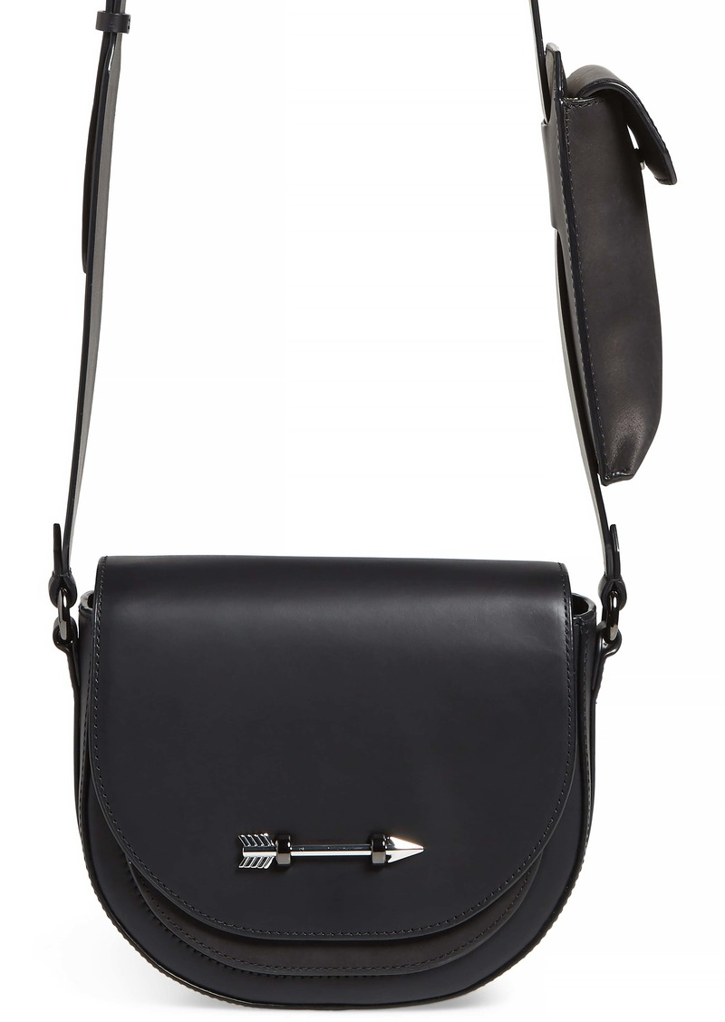 Mackage Sion Leather Crossbody Bag