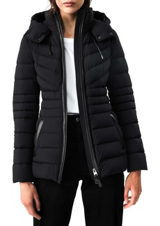 Mackage Patsy-NF Stretch Water Repellent Down Coat