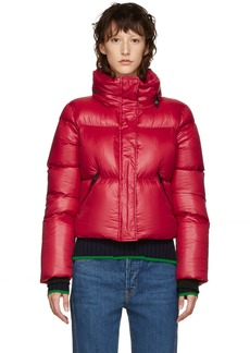 Mackage Red Down Mimi Coat