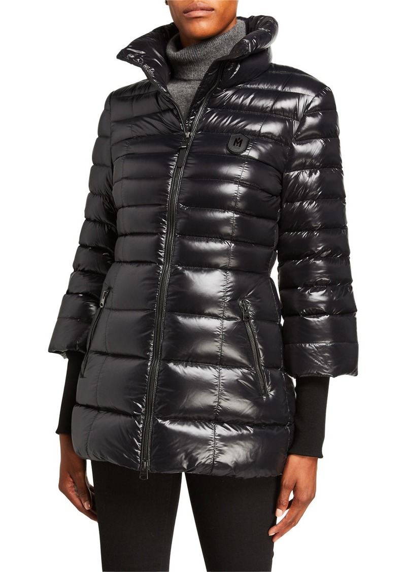 Mackage Vivica Midi Down Coat