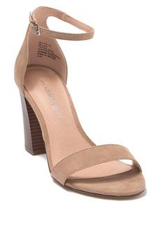 Madden Girl Bella Block Heel Sandal