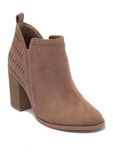 Madden Girl Eviita Woven Ankle Boot