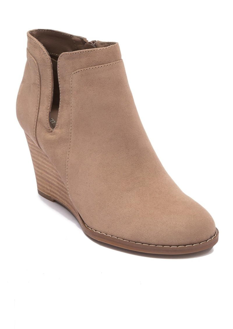 Madden Girl Greteel Wedge Ankle Boot