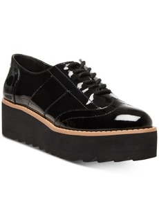 Madden Girl Andria Platform Lace-Up Oxfords
