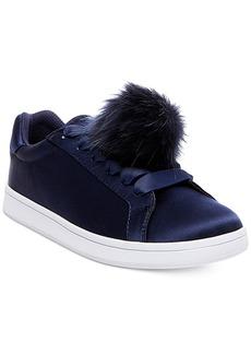 Madden Girl Baabee Pom-Pom Sneakers Women's Shoes