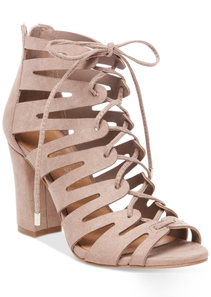 3344f0334fc7 Madden Girl Madden Girl Banner Lace-Up Sandals Women s Shoes