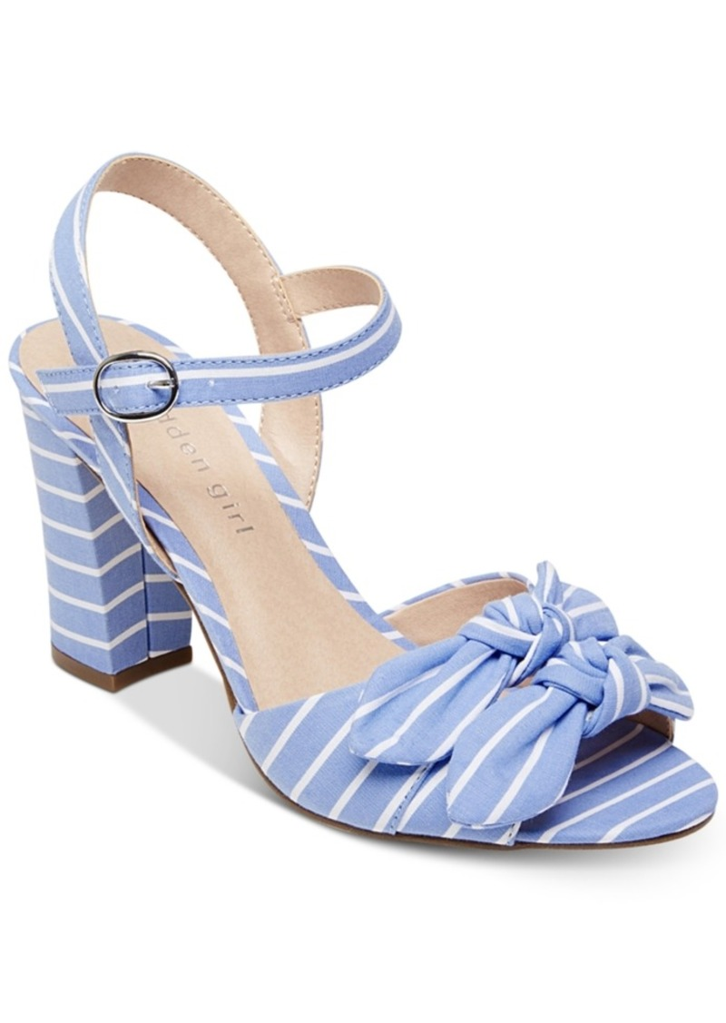 23695ee3d80c03 Madden Girl Madden Girl Bows Two-Piece Dress Sandals