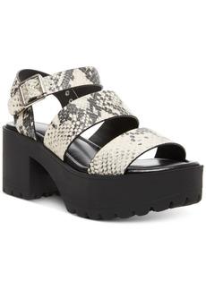 Madden Girl Carter Platform Lug Sandals