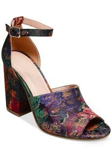 Madden Girl Clara Two-Piece Block-Heel Sandals Women's Shoes