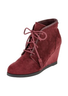 "Madden Girl ""Dallyy"" Wedge Booties"