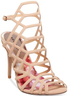 Madden Girl Directt Caged Sandals