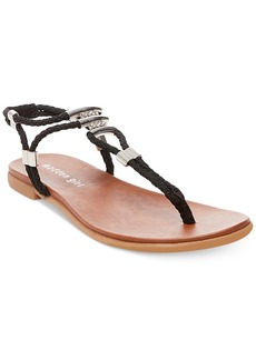 Madden Girl Flexii T-Strap Flat Sandals