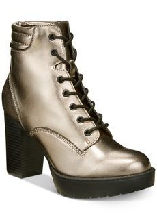 Madden Girl Joltz Booties Women's Shoes