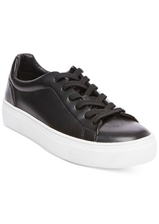 Madden Girl Kitten Lace-Up Sneakers Women's Shoes