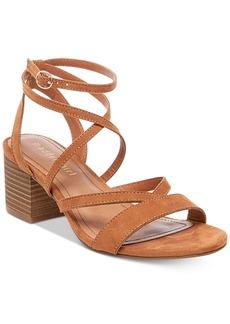 Madden Girl Leexi Block-Heel Sandals Women's Shoes