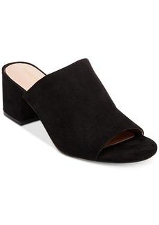 Madden Girl Lorna Block-Heel Slides Women's Shoes