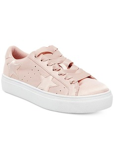 Madden Girl Starstruck Lace-Up Sneakers Women's Shoes