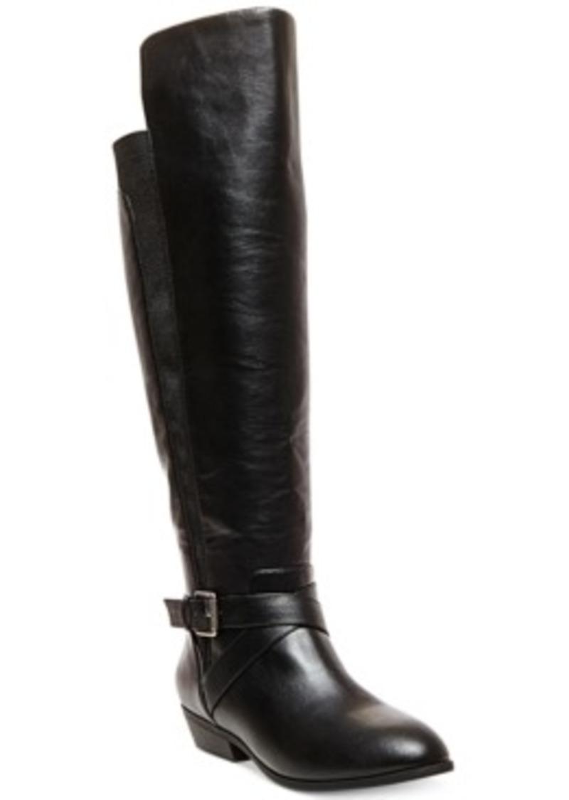 Madden Girl Women S Cactuss Boots: Madden Girl Madden Girl Synergy Over-The-Knee Boots Women