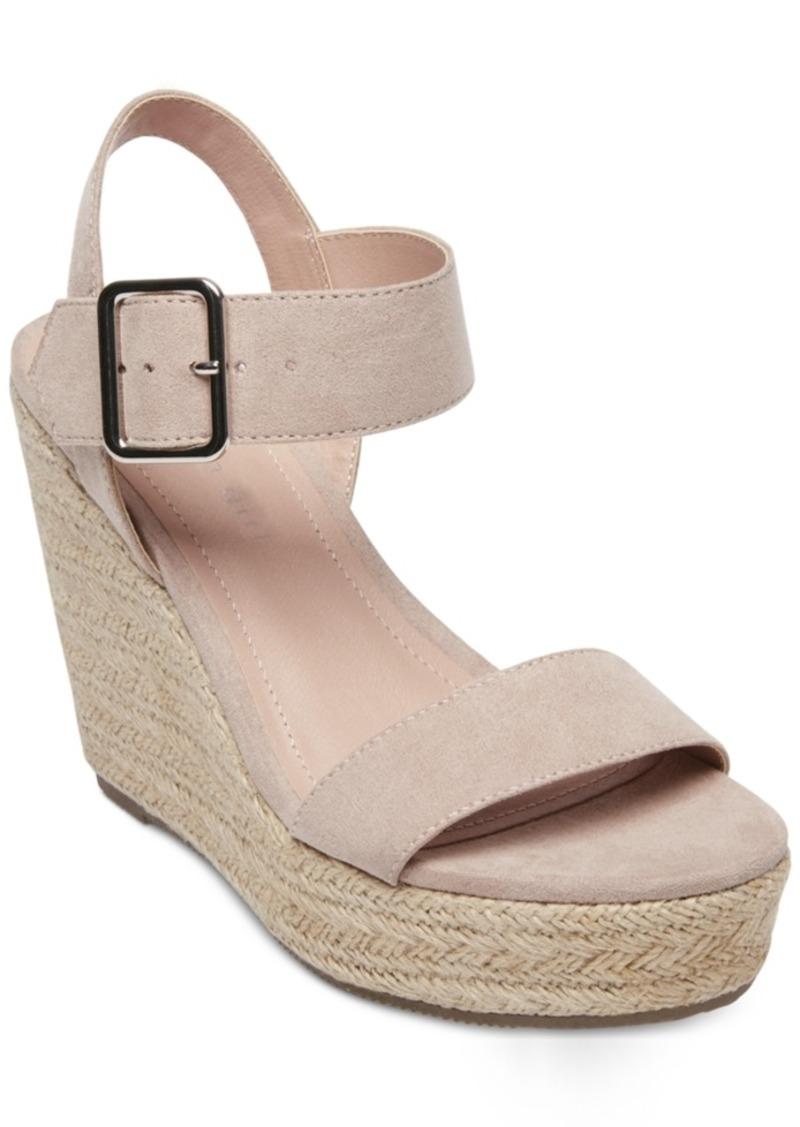 f49cc96cdc6 Madden Girl Madden Girl Vail Espadrille Wedge Sandals