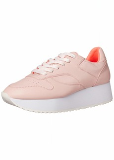 Madden Girl Women's Angeles Sneaker   M US