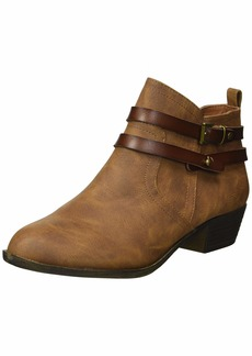Madden Girl Women's BAXXLEY Ankle Boot   M US