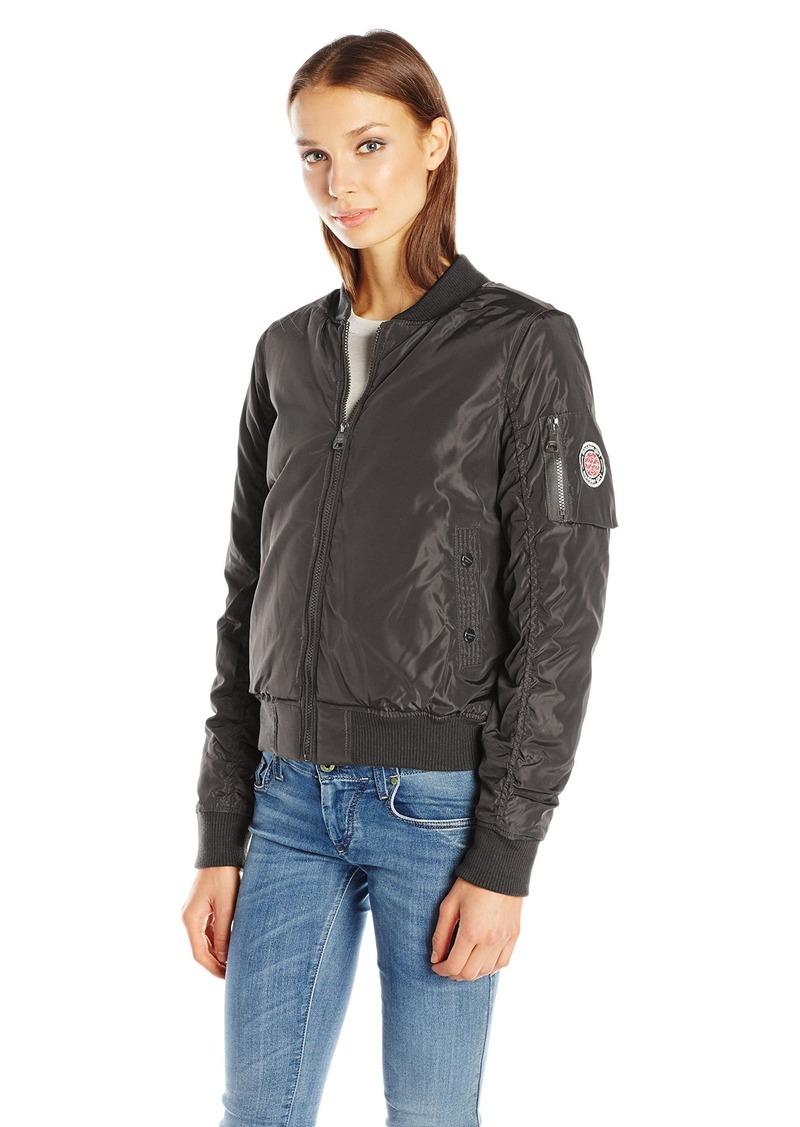 Madden Girl Women's Bomber Jacket  XL