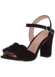 Madden Girl Women's Bows Heeled Sandal   M US