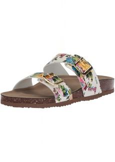 Madden Girl Women's Brando Slide Sandal   M US