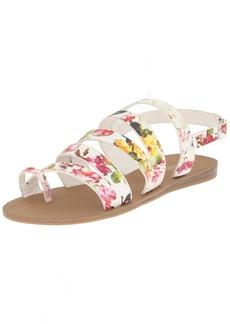 Madden Girl Women's FONDUEE Flat Sandal   M US