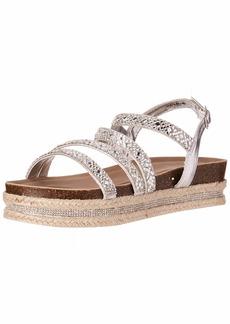 Madden Girl Women's GINNYY Sandal   M US