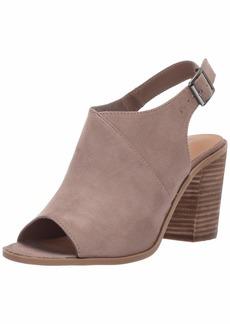 Madden Girl Women's PEACHEES Heeled Sandal   M US