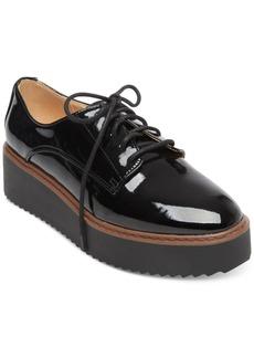 Madden Girl Written Platform Sneakers Women's Shoes