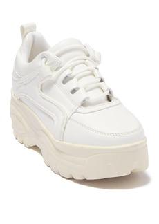 Madden Girl Spice Chunky Platform Sneaker