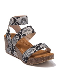 Madden Girl Zoeyy Cork Wedge Sandal