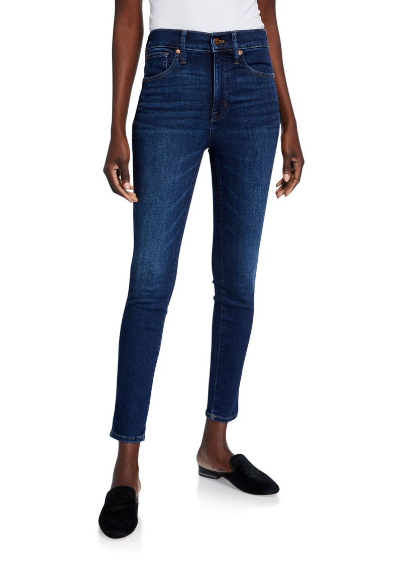 Madewell 10 High-Rise Insuluxe Skinny Jeans