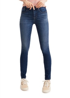 Madewell 10 High-Rise Skinny Jeans - Inclusive Sizing