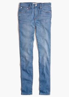 "10"" High-Rise Skinny Jeans in Hank Wash"