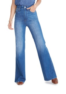Madewell 11 High-Rise Flare Jeans