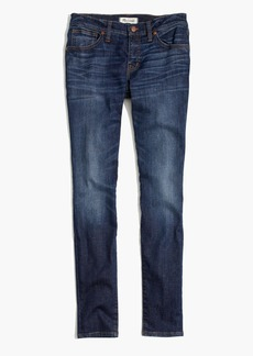 "8"" Skinny Jeans in Riverdale Wash"