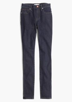 "9"" High-Rise Skinny Jeans in Davis Wash"