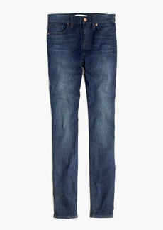"""9"""" High-Rise Skinny Jeans in Surfside Wash"""