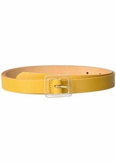 Madewell Acetate Buckle Belt