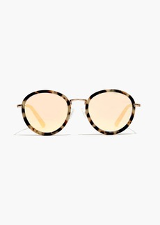 Madewell Acetate Fest Aviator Sunglasses