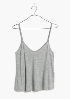 Madewell Anthem Crop Cami