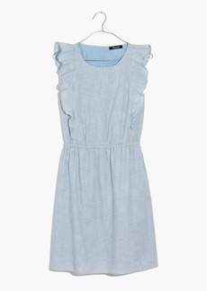 Bellflower Ruffle Dress