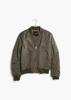 Madewell Bomber Jacket