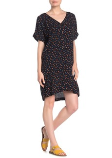 Madewell Button Front Easy Dress